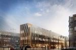 Kompleks biurowy High Five w centrum Krakowa