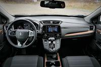 Honda CR-V 1.5 182 KM CVT - wnętrze