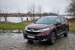 Honda CR-V 1.5 182 KM CVT - już nie wyje