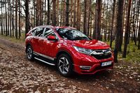 Honda CR-V 1.5 VTEC Turbo CVT AWD Executive