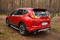 Honda CR-V 1.5 VTEC Turbo CVT AWD Executive - z tyłu
