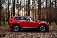 Honda CR-V 1.5 VTEC Turbo CVT AWD Executive - bok