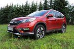 """Honda CR-V 1.6 i-DTEC 9AT 4WD Executive - """"miejska terenówka"""""""