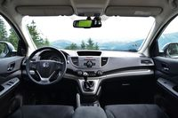 Honda CR-V 2.0 i-VTEC 2WD Elegance - wnętrze