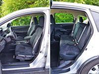 Honda CR-V 2.0 i-VTEC 2WD Elegance - fotele