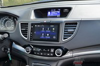 Honda CR-V - wnętrze