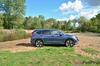 Honda CR-V - z boku