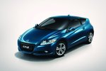 Honda CR-Z zadebiutowała