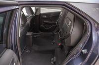 Honda Civic Tourer - tylna kanapa