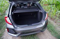 Civic 1.0 MT - bagażnik