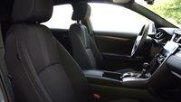 Honda Civic 1,5 182 KM - fotele
