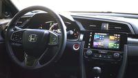 Honda Civic 1,5 182 KM - deska rozdzielcza