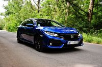 Honda Civic 1.6 i-DTEC Executive