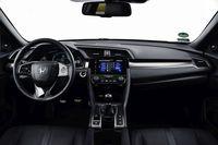 Honda Civic 1.6 i-DTEC Executive - wnętrze