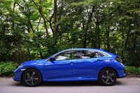 Honda Civic 1.6 i-DTEC Executive - z lewej