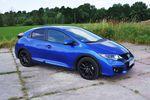 Honda Civic 1.8 i-VTEC Sport - dobry wybór