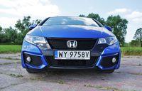 Honda Civic 1.8 i-VTEC Sport - przód