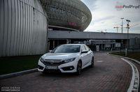 Honda Civic sedan 1.5 Turbo Elegance - przód