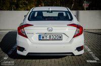 Honda Civic sedan 1.5 Turbo Elegance - tył