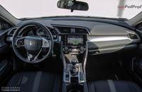 Honda Civic sedan 1.5 Turbo Elegance - wnętrze