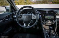 Honda Civic sedan 1.5 Turbo Elegance - kierownica