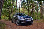 Honda HR-V 1.5 i-VTEC Elegance to typowy crossover