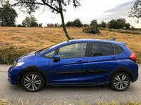 Honda Jazz 1,3 I-VTEC - z boku