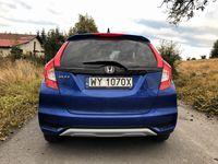 Honda Jazz 1,3 I-VTEC - tył