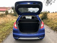 Honda Jazz 1,3 I-VTEC - otwarty bagażnik