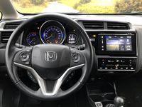 Honda Jazz 1,3 I-VTEC - deska rozdzielcza