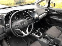 Honda Jazz 1,3 I-VTEC - wnętrze