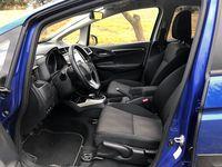 Honda Jazz 1,3 I-VTEC - fotele