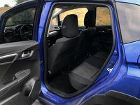 Honda Jazz 1,3 I-VTEC - kanapa