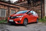 Honda Jazz 1.3 i-VTEC MT Comfort czuje się najlepiej w mieście