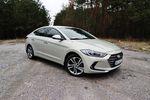 Hyundai Elantra 1.6 CRDi Style jest kuszącą propozycją