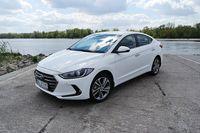 Hyundai Elantra 2016 już w salonach