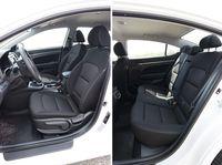 Hyundai Elantra 2016 - fotele