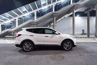 Hyundai Santa Fe 2.2 CRDi 200 KM - bok
