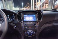 Hyundai Santa Fe 2.2 CRDi 200 KM - wnętrze