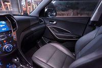 Hyundai Santa Fe 2.2 CRDi 200 KM - fotel