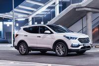 Hyundai Santa Fe 2.2 CRDi 200 KM - wczasy na kołach