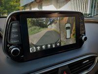 Hyundai Santa Fe - ekran