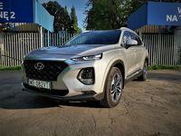 Hyundai Santa Fe - z przodu