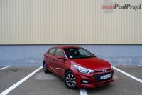 Hyundai i20 1.2 MPI 84 KM - nie tylko miejski