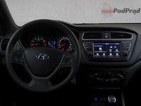 Hyundai i20 1.2 MPI 84 KM - deska rozdzielcza