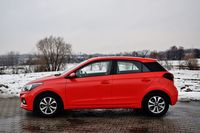 Hyundai i20 1.2 MPI Launch - bok