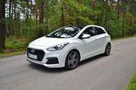 Hyundai i30 1.6 GDI Turbo Luxury wciąż atrakcyjny