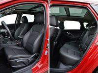 Hyundai i30 Wagon 1.4 T-GDI 7DCT Premium - fotele