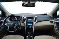 Hyundai i30 1.6 CRDi DCT Comfort - wnętrze