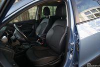 Hyundai ix35 - przednie fotele